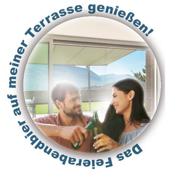 Terrasse Freunde