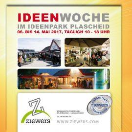 Ideenwoche in Plascheid 06. – 14. Mai